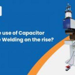 Capacitor discharge stud welding