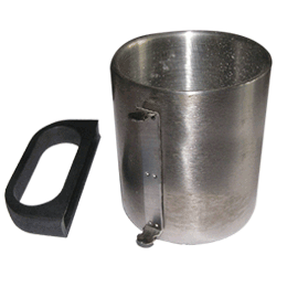 Double Wall Coffee Mug Handle Welding